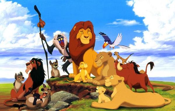 《狮子王》 一群可爱的动物塑造了动画电影史上的经典,从困境磨砺