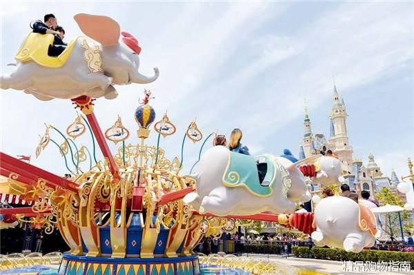 史上最全上海迪士尼游园攻略,一册在手,游园无忧