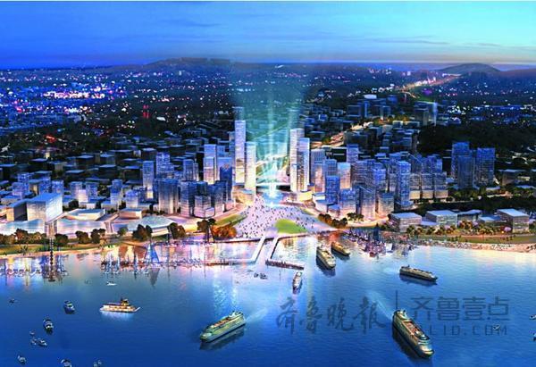 西海岸新区获批首批省级社会信用体系建设试点园区