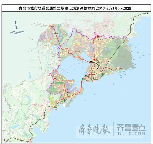城市路网结构图