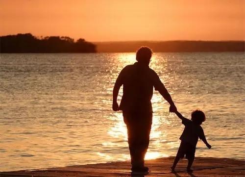 好好做父亲, 是男人最有价值的投资!
