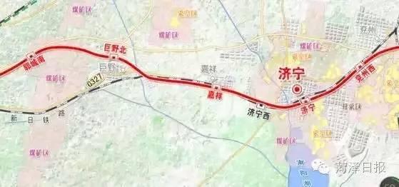 鲁南高铁菏泽——曲阜段年底开工建设!