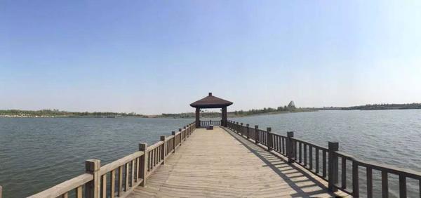 滨州北海新区旅游景点