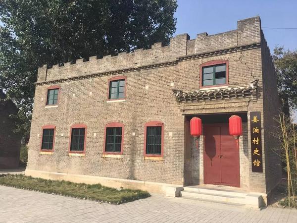 昌邑之约|乡村季:走进千年历史乡村~遇见·姜泊_齐鲁壹点网
