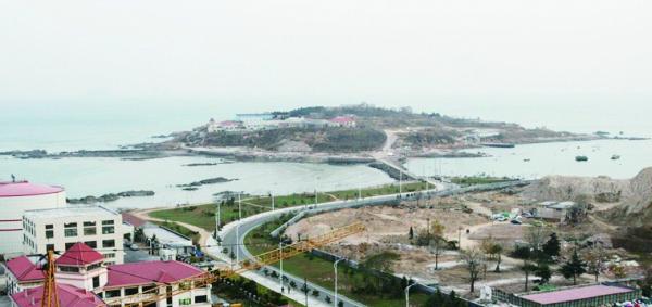 小麦岛变接地气生态公园,青岛展示未来5年生态画卷