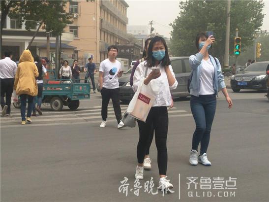 齐鲁晚报·齐鲁壹点 记者 蓝峰 摄 编辑:科西嘉