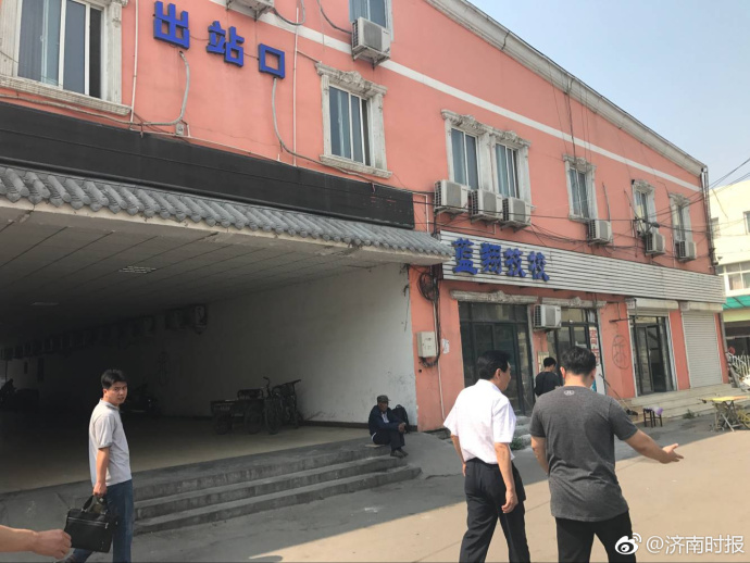 济南火车东站假出站口下周拆除,面积约3000平方米