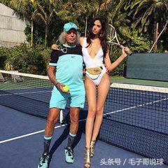 人物:蕾哈娜用他的别墅过生日,在他面前我们都是NBA的伪球迷