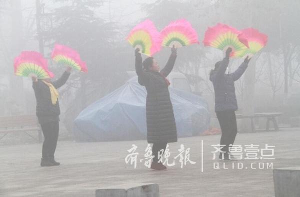 (齐鲁晚报·齐鲁壹点记者 李军/摄)