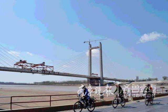 济南经济圈再提速,济齐黄河大桥合龙7月将通车!